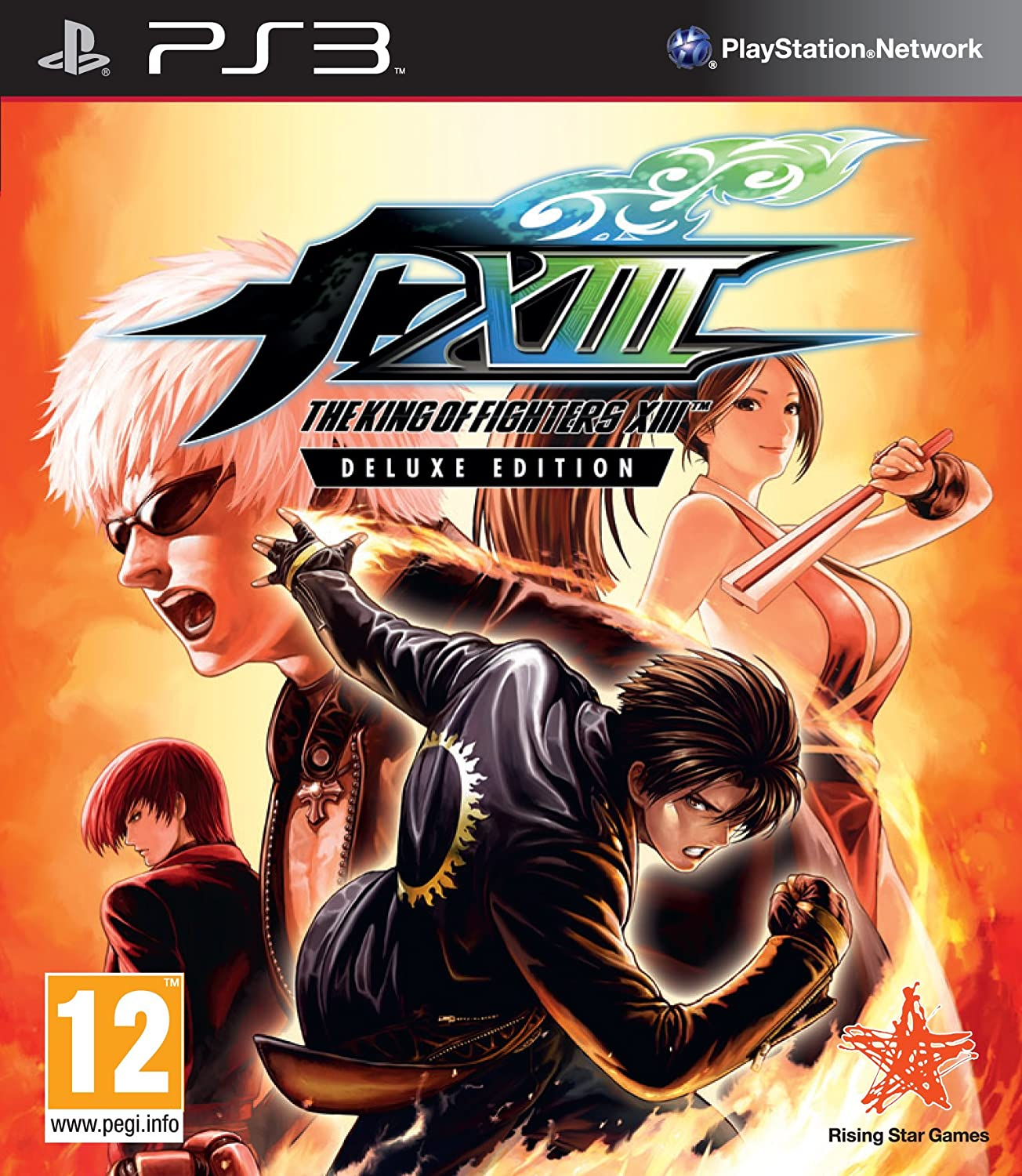 Buy The King Of Fighters Xiii Deluxe Edition Ps3 Online At Low