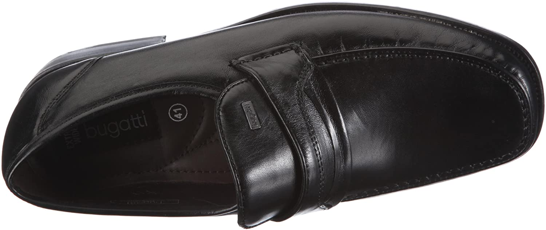 Bugatti Verona Moc. Extra Wide!; NappaSoft 292761S - Zapatos clásicos de Cuero para Hombre: Amazon.es: Zapatos y complementos