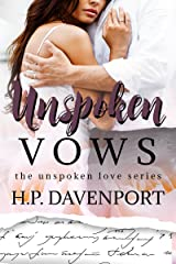 Unspoken Vows (The Unspoken Love Series Book 3) Kindle Edition