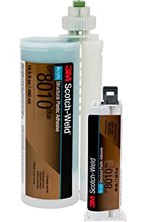 1.52 Fl Oz Professional Design 3m Scotch Weld Epoxy Adhesive Dp 8005 Off-white 45 Ml