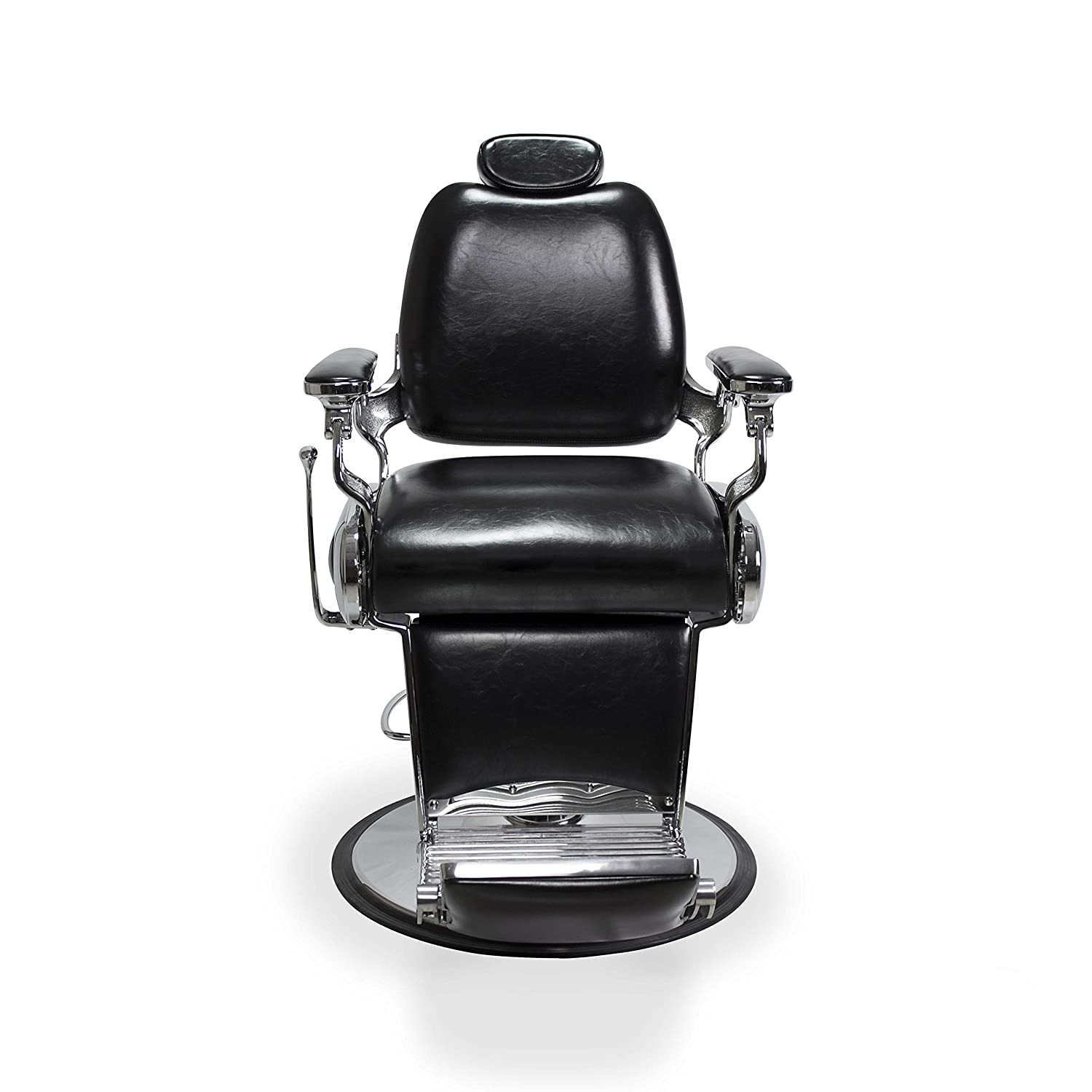 Amazon Barber Chair Stainless Steel Fixtures Beauty Salon