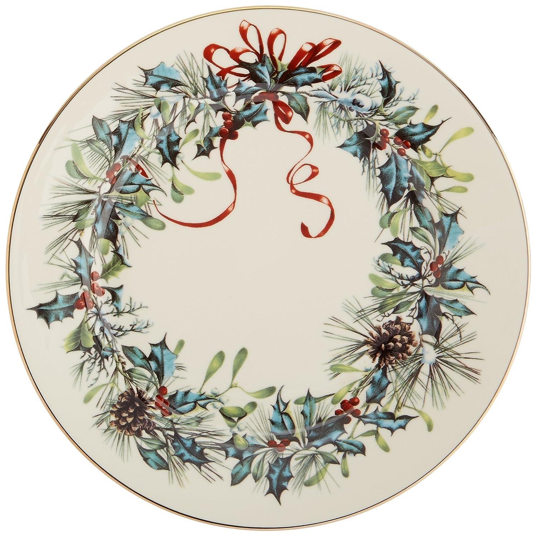 Christmas Cardinal Butter Plates