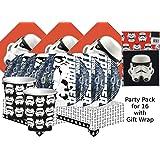 Officiel Star Wars-Classic Kit complet de fête pour 16