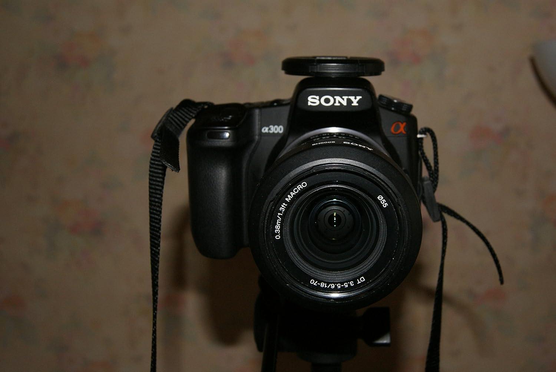 Sony Alpha 300 – Cámara réflex Digital (10 Mpx): Amazon.es ...