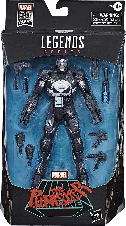 Marvel Classic- Legends War Machine (Hasbro E88465L0)