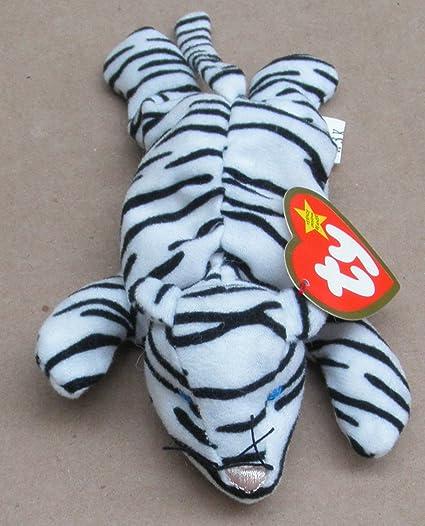 Amazon.com: TY Teenie – Beanie Babies Blizz el Animal de ...