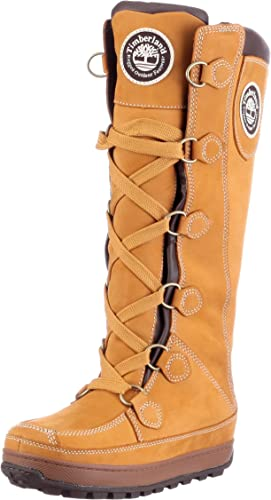 sextante Mediana Indomable  Timberland Mukluk FTB 31333, Women's Boots - Golden Brown, 41.5 EU:  Amazon.co.uk: Shoes & Bags