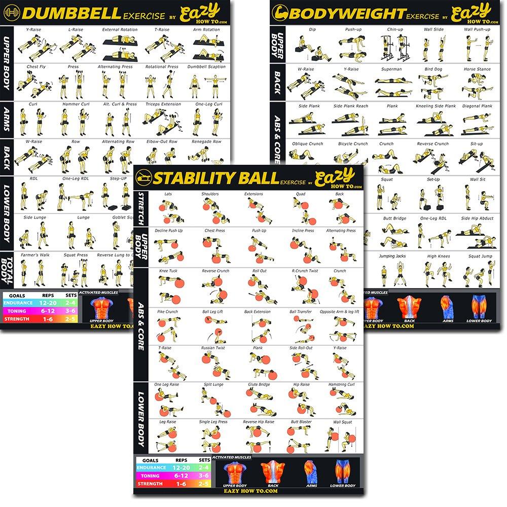 Amazon.com: Multi Pack ejercicio de entrenamiento Banner ...