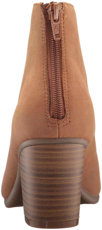 Aerosoles Women's Gravity Ankle Boot B07147V84M 8 M US|Tan