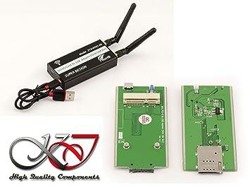 KALEA-INFORMATIQUE - Adaptador MiniPCIe a USB para módulo ...