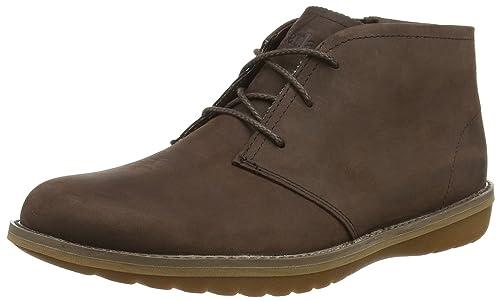 ecb77080 Timberland EK Front Country Travel FTM_FTC Chukka - Botas Chukka de Cuero  Hombre, Color marrón, Talla 50: Amazon.es: Zapatos y complementos