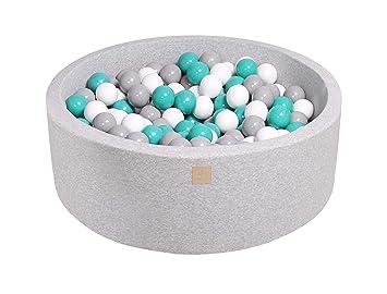 Amazon.com: MeowBaby 35 x 11.5 pulgadas/200 pelotas ...