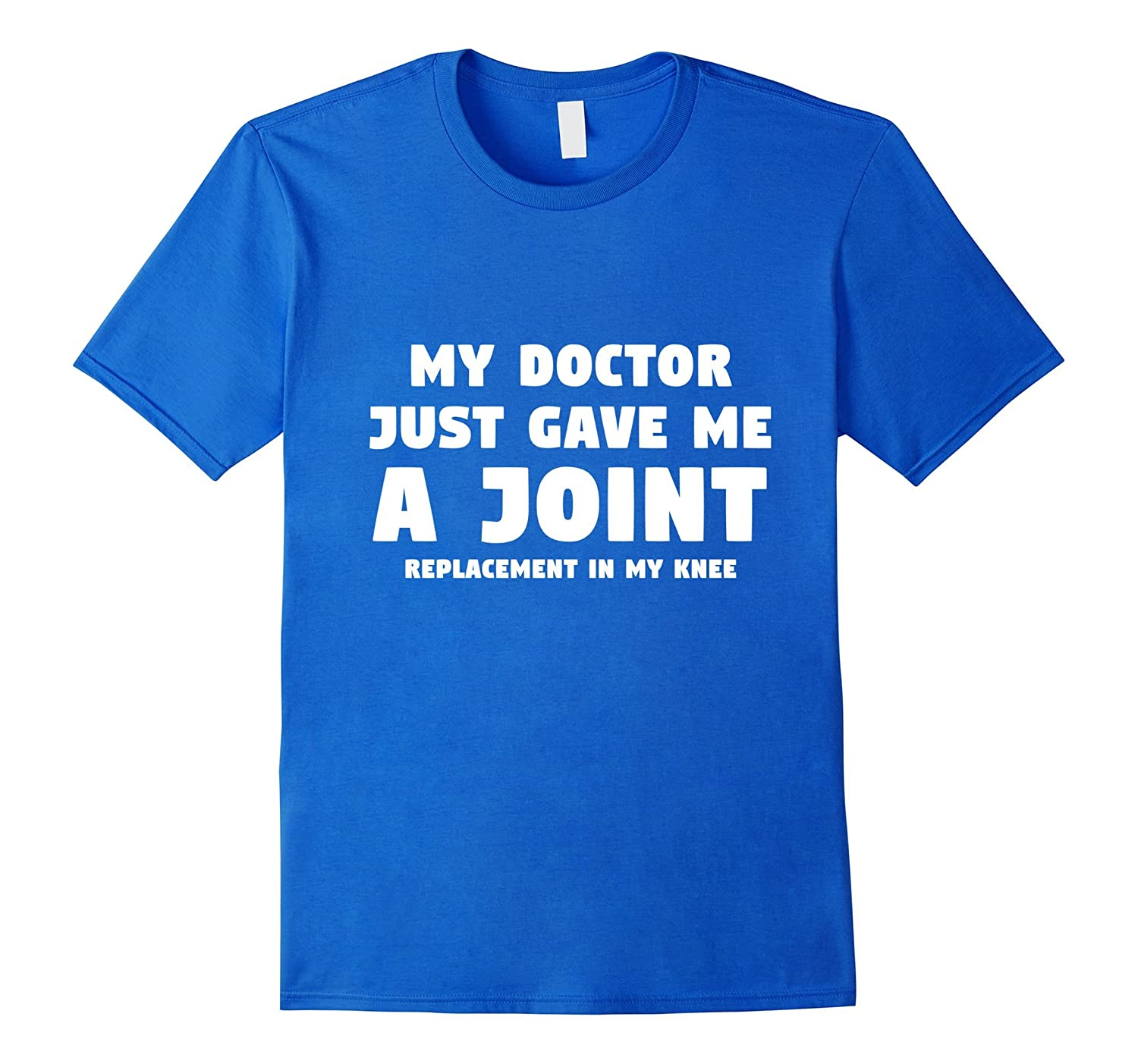 Knee surgery gift funny joint replacement t shirt vaci for Dog t shirt for after surgery
