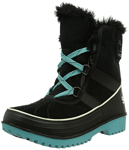 Amazon.com | Sorel Tivoli 2 Youth Winter Boot Shoe - Black - Girls ...