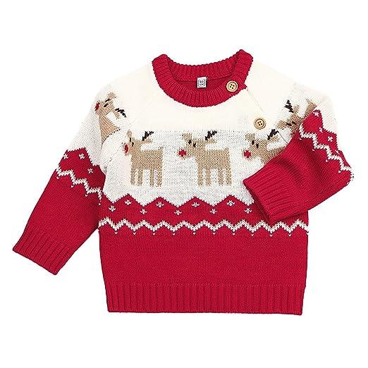 Amazoncom Taiycyxgan Baby Boys Girls Ugly Christmas Sweater