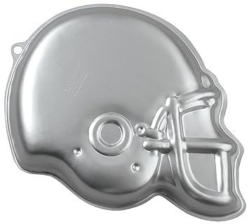 Amazoncom Wilton Helmet Pan Novelty Cake Pans Kitchen Dining