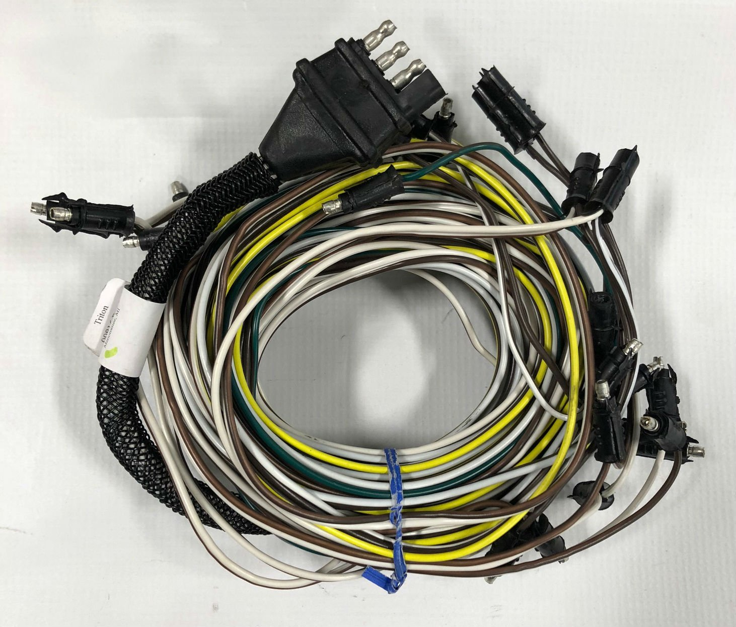 Electrical Wiring Harness Triton Trailers Library Amazoncom 09816 Ut8 Ut10 Ut12 Wire Snowmobile Trailer