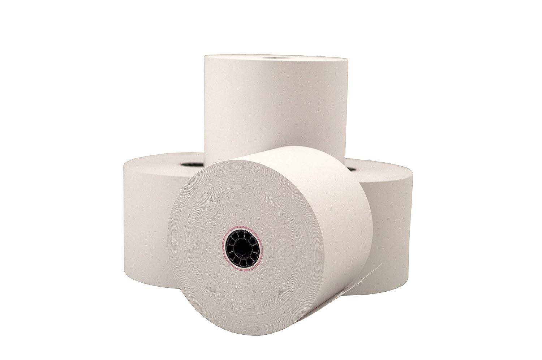 Amazon Com Pm Company Pos Inkjet Receipt Printer Rolls 3