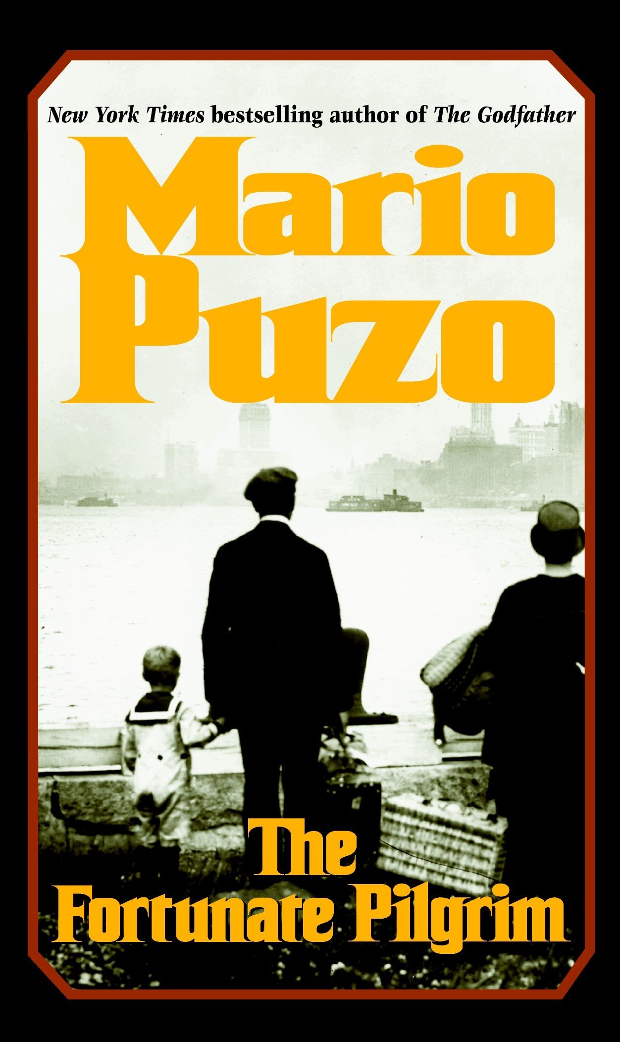 Amazon.com: The Fortunate Pilgrim: A Novel (9780345476722): Mario Puzo: Books