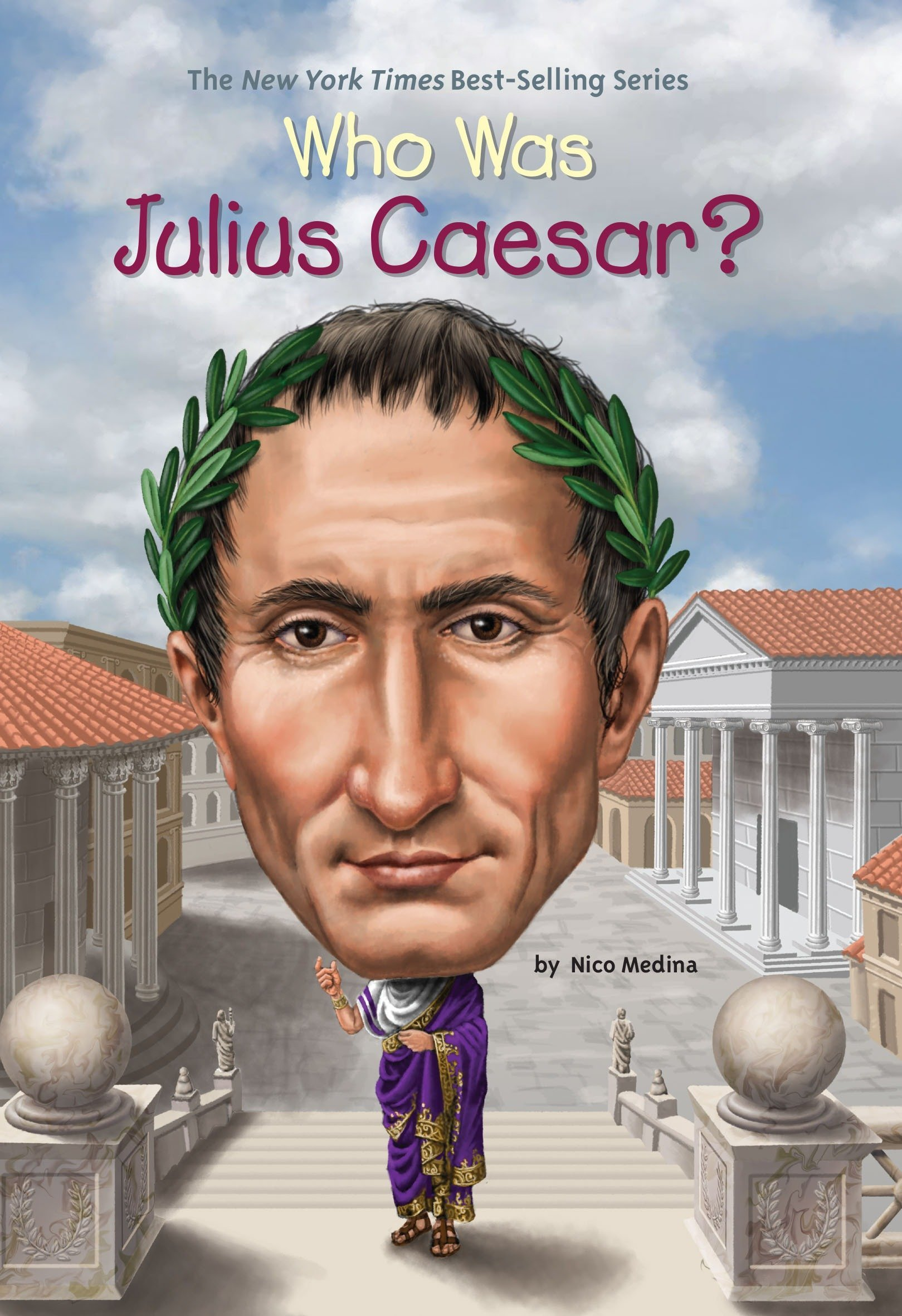 Download Who Was Julius Caesar? ebook
