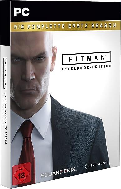 Hitman - Steelbook Edition [Importación Alemana]: Amazon.es ...