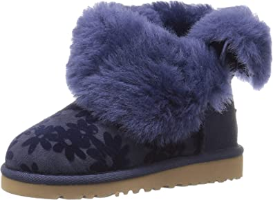 amazon com ugg s bailey button flowers toddler