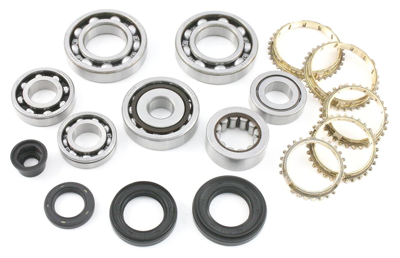 Transparts Warehouse BK386WS Honda S20 S40 V-TEC Transmission Kit with Rings