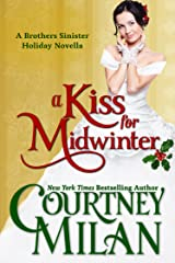 A Kiss for Midwinter (The Brothers Sinister) Kindle Edition