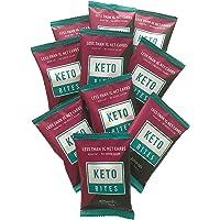 KETO-BITES, Keto Snacks, Almonds, 10*20g Individual Serves, Less Than 1gm net carb per Pack