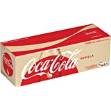 Coca-Cola Vanilla, 12 fl oz (pack of 12)