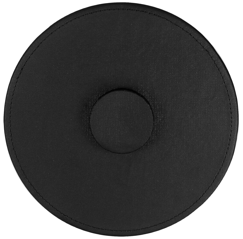 StilGut Support pour HomePod en Similicuir antid/érapant Noir