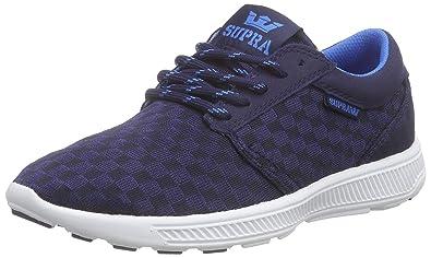 Supra HAMMER RUN, Sneaker donna, Blu Blau (NAVY - WHITE NVY),