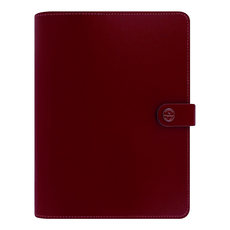 Filofax A5 Size Organizer, The Original Pillarbox Red, 8-1/4 x 5-3/4 (C022381)