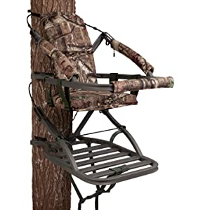 Summit Treestands Cobra SD Climbing Treestand Review