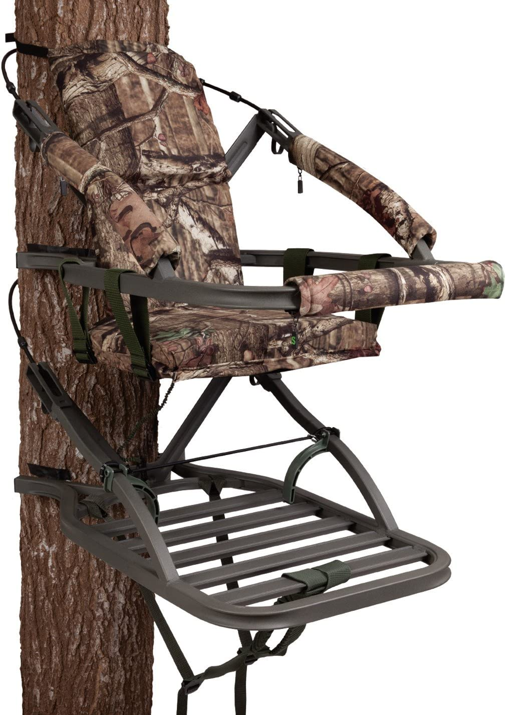 Summit Treestands Viper SD Climbing Tree Stand