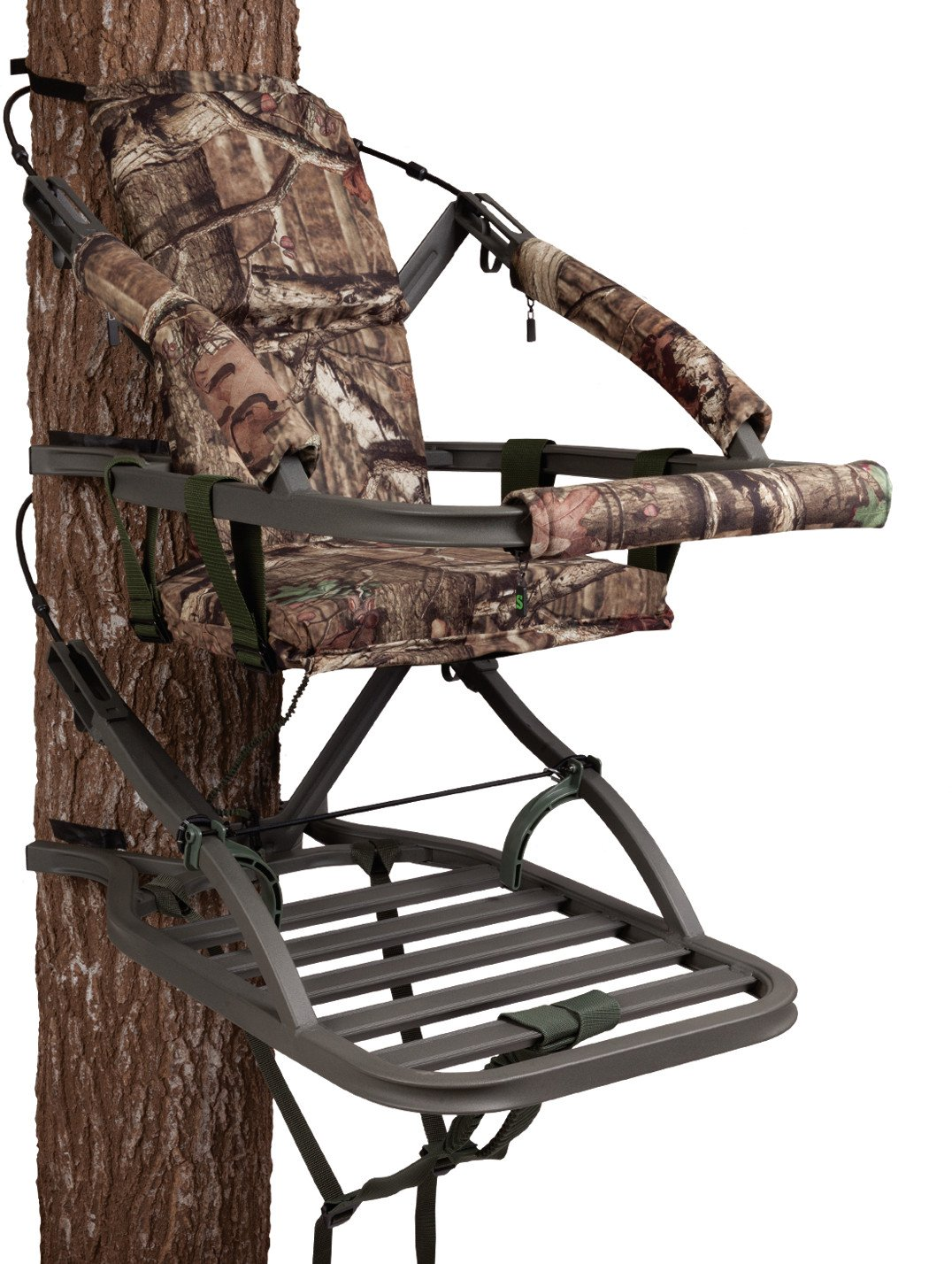 Summit Treestands 81120 Viper SD Climbing Treestand, Mossy Oak by Summit Treestands (Image #1)