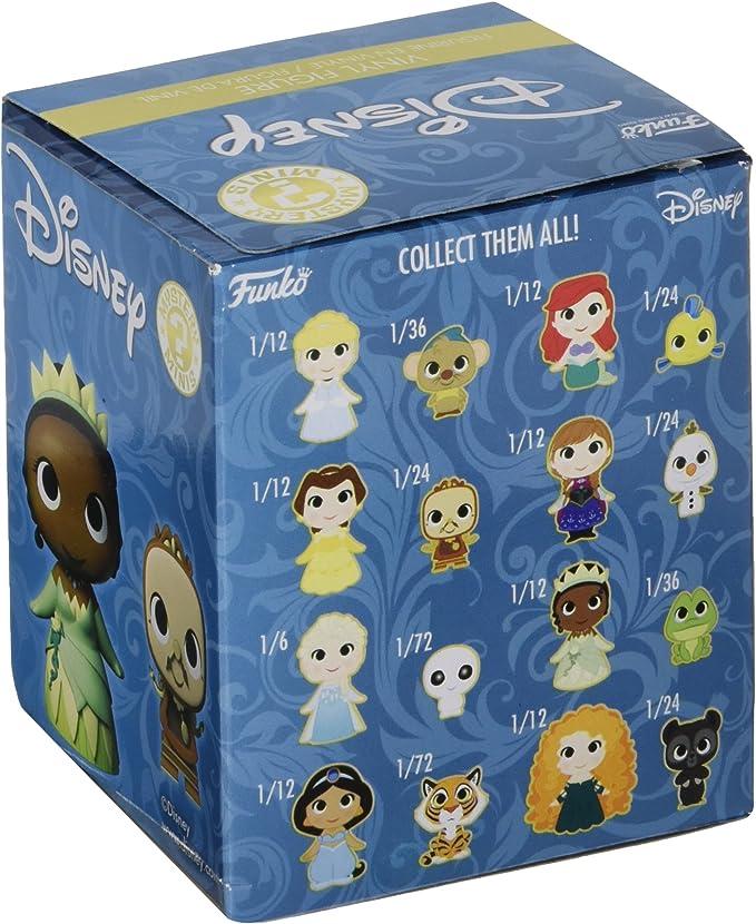 Caja sorpresa princesas Disney , Modelos/colores Surtidos, 1 Unidad: Funko Mystery Minis:: Amazon.es: Juguetes y juegos