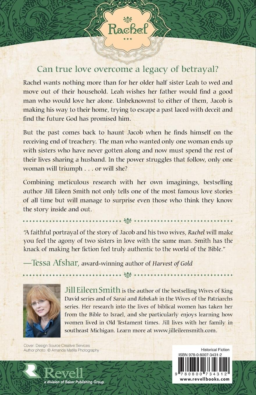 Rachel: A Novel (Wives of the Patriarchs) (Volume 3): Jill Eileen Smith:  9780800734312: Amazon.com: Books
