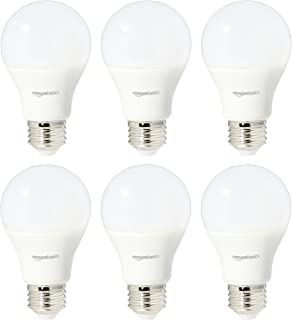 40 watt equivalent soft white dimmable a19 led light bulb 6