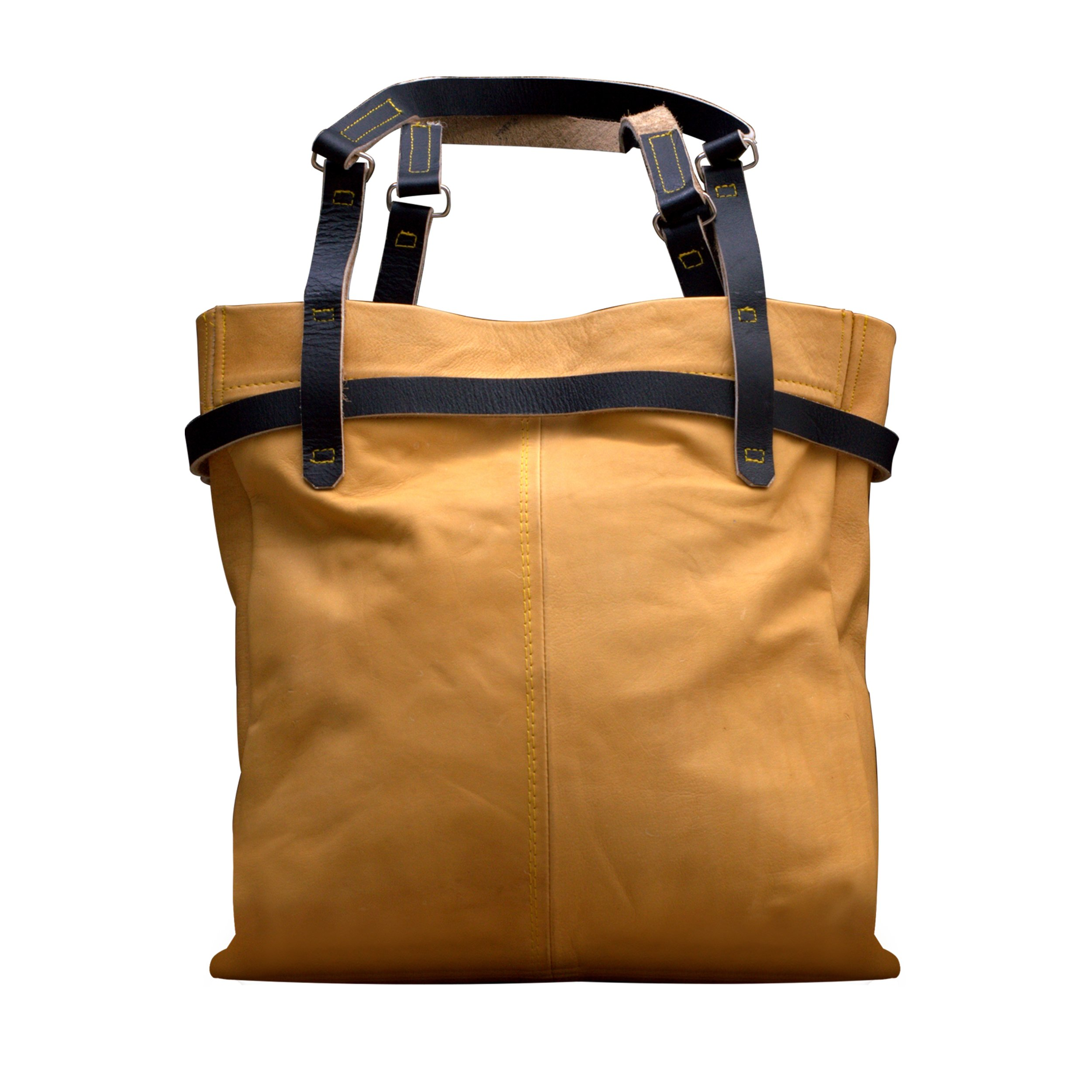 MONT5 Birir Elegant Ladies Leather Bag Large Tote CarryAll Women Soft Handbag