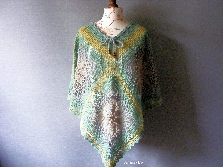 03eef19e58287 Amazon.com  Wool poncho
