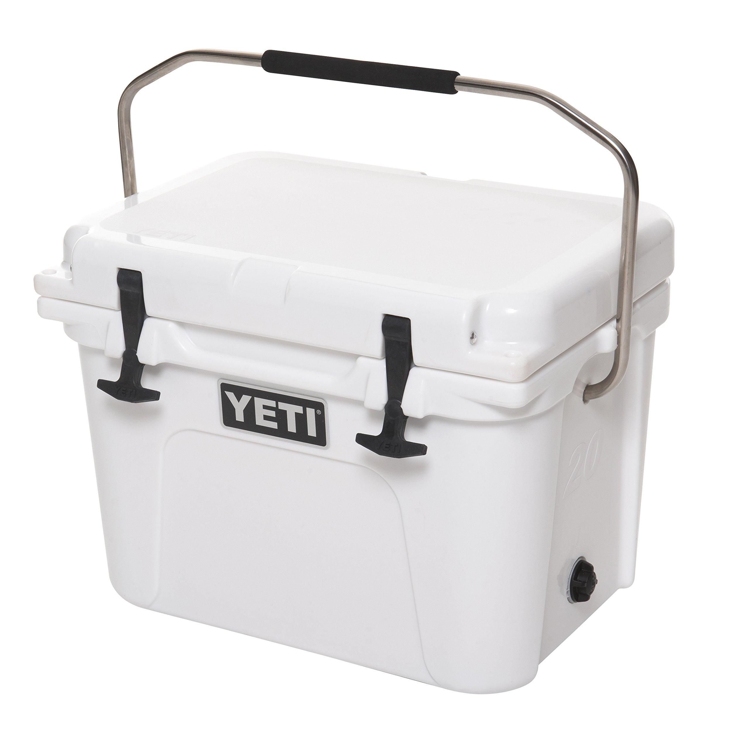YETI Roadie 20 Cooler, White by YETI