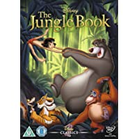 The Jungle Book [DVD] [1967]