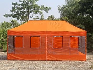Abccanopy Food Vendor Tent 10x20 Food Vendor Booths 10x20 Food Service Canopy (orange) & Amazon.com : Abccanopy Food Vendor Tent 10x20 Food Vendor Booths ...