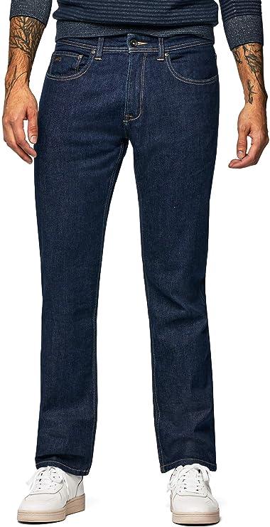 McGregor - Pantalones Vaqueros de Corte Regular en colutorios ...