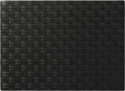 IKEA 001.752.31 Ordentlig Mantel Individual, Color Negro