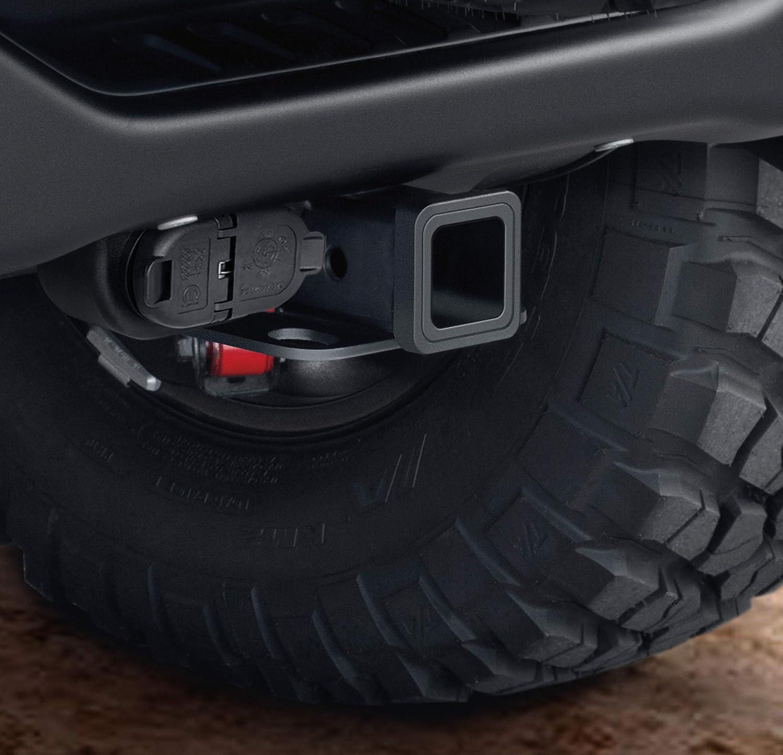 Mopar 82215209 Hitch Receiver Jeep Wrangler