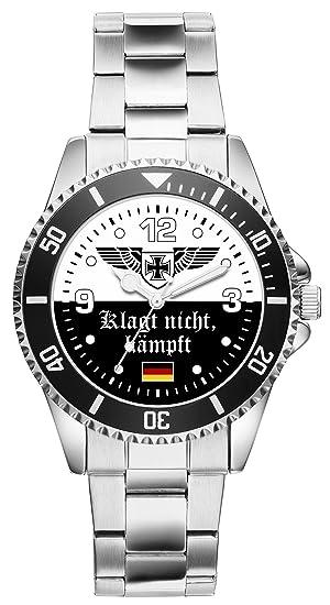 Reloj de pulsera de las Fuerzas Armadas Alemanas, 2504: Amazon.es: Relojes