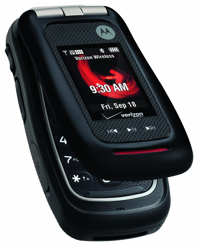 Amazon.com: Motorola Barrage V860 Phone (Verizon Wireless): Cell Phones U0026  Accessories
