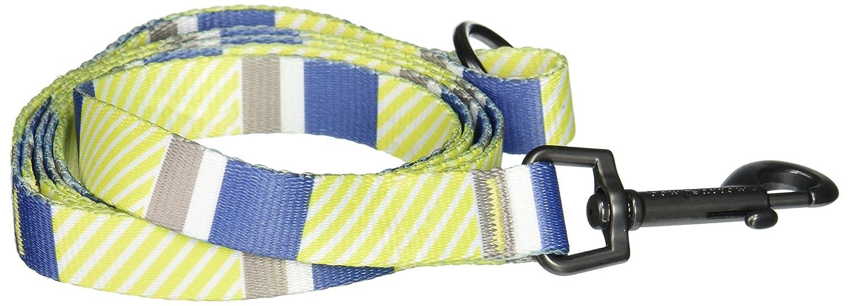 outlet online Bow & Arrow striscia coloreata guinzaglio del cane, Indigo, 1,5 1,5 1,5 m  scelte con prezzo basso